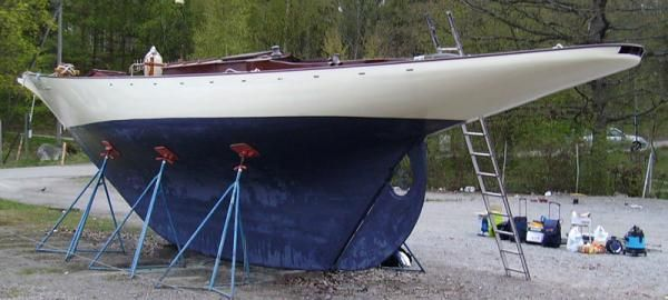 August Plym Clipper Bowed Gaff Cutter 1895 Sailboats for Sale