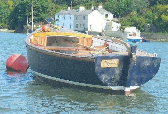 West Country Tosher 1895 All Boats