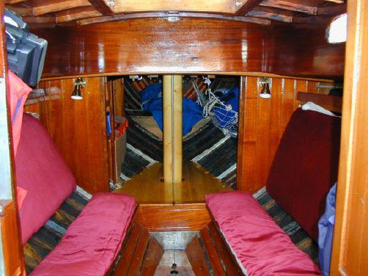 Plym, Neglinge Varvet 75 sqm Skerrycruiser 1896 All Boats