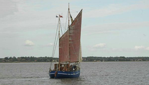 Traditional Baltic Galeasse 1896 All Boats