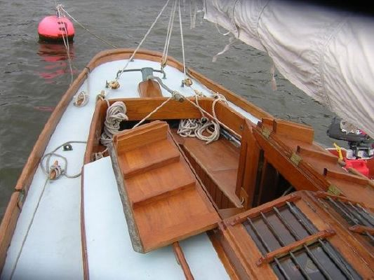 Boats for Sale & Yachts Sibbicks of Cowes gaff cutter 1898