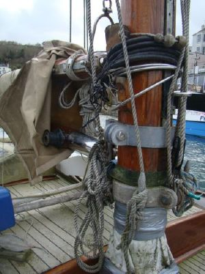 1898 west country gaff cutter  10 1898 West Country gaff cutter