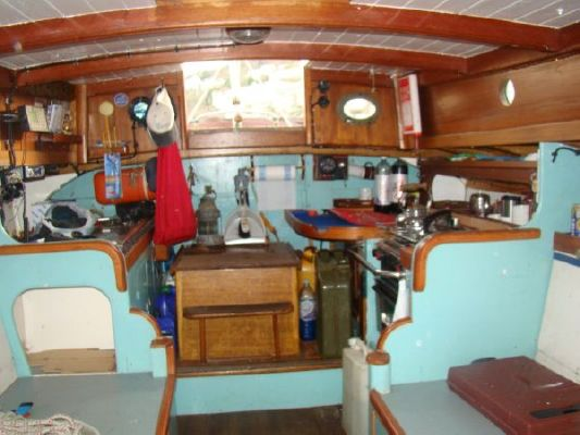 1898 west country gaff cutter  12 1898 West Country gaff cutter