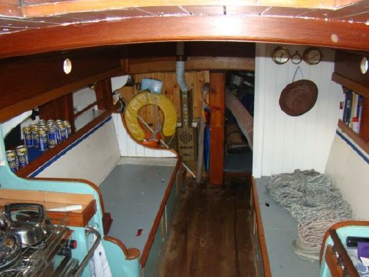 1898 west country gaff cutter  13 1898 West Country gaff cutter