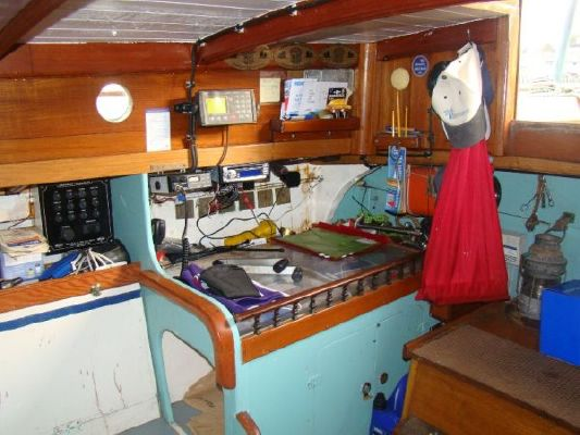 1898 west country gaff cutter  16 1898 West Country gaff cutter