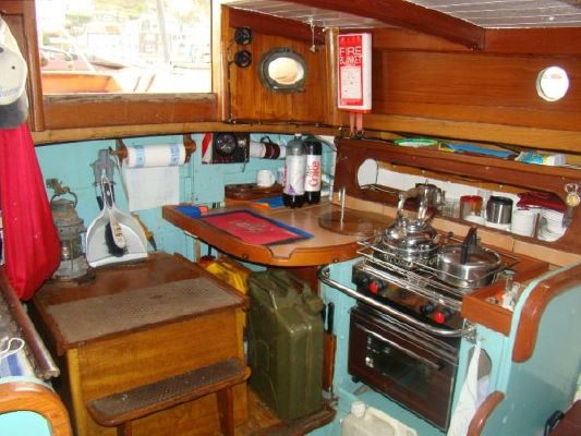 1898 west country gaff cutter  17 1898 West Country gaff cutter