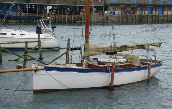 1898 west country gaff cutter  2 1898 West Country gaff cutter