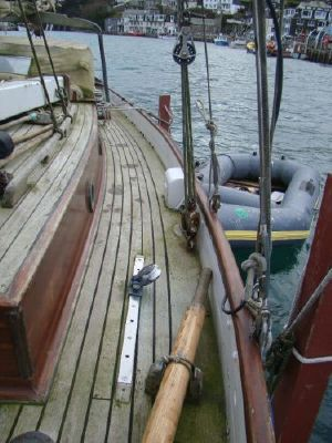 1898 west country gaff cutter  5 1898 West Country gaff cutter