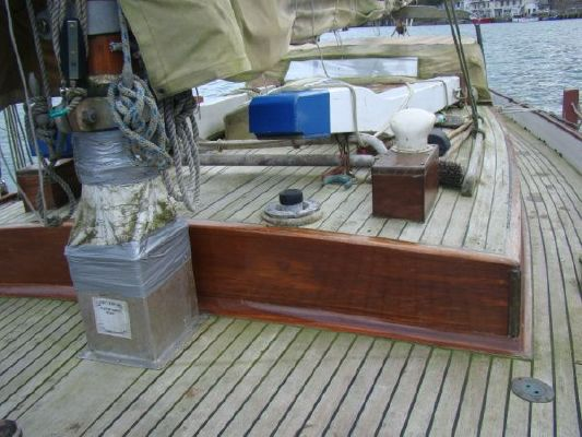1898 west country gaff cutter  6 1898 West Country gaff cutter