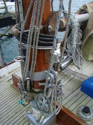 1898 west country gaff cutter  9 1898 West Country gaff cutter