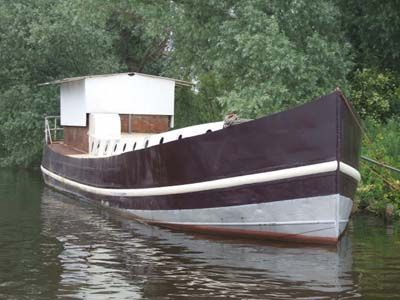 Boats for Sale & Yachts Barge/Cutter Casco Living ship 1899 Sailboats for Sale