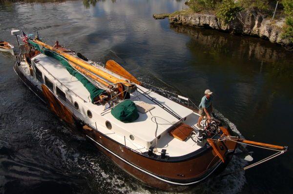 Dutch Barge NEELTJE,TjALK 1902 All Boats
