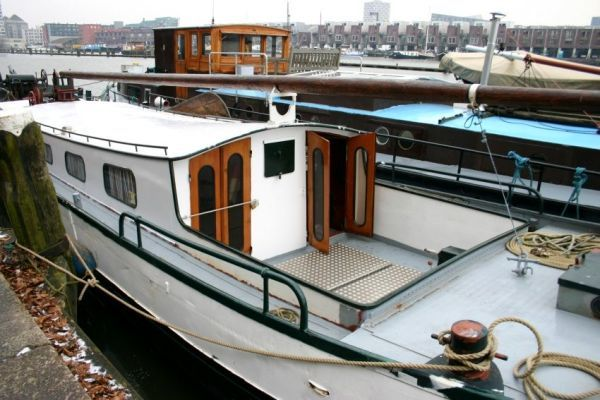 Tjalk reduced asking price !! 1903 All Boats