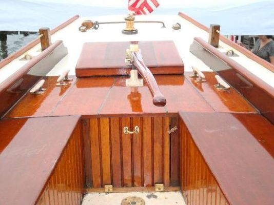 B.B. Crowninshield Design No. 10 1904 Crownline Boats for Sale