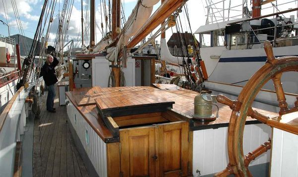 Clovelly Gaff Ketch 1904 Ketch Boats for Sale