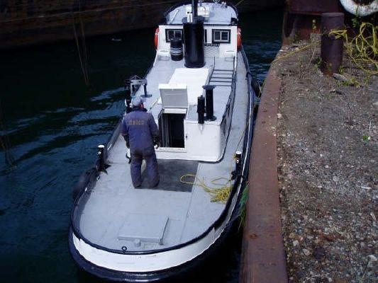 Steel Model Bow Tug 1904 Tug Boats for Sale