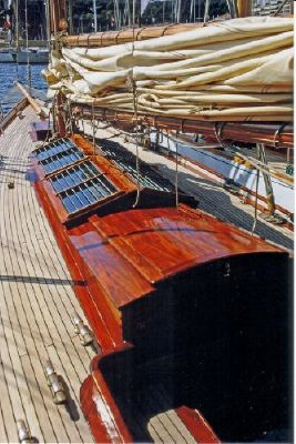 William Fife III Gaff Cutter 1906 Sailboats for Sale