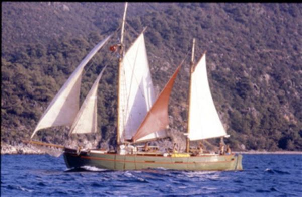 Colin Archer Baltic Trader 1907 All Boats