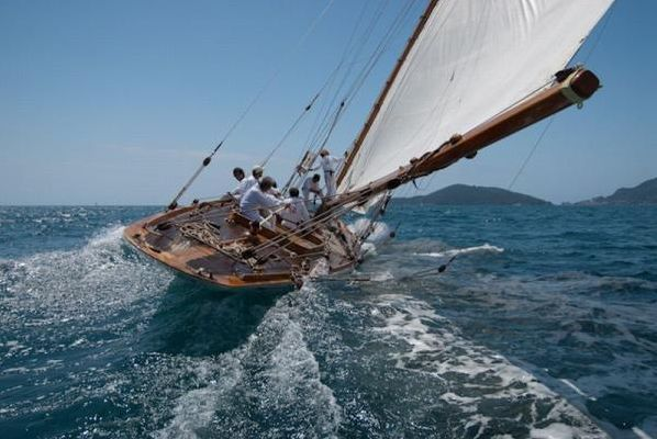 William Fife 12 Metre Class 1909 All Boats Schooner Boats for Sale
