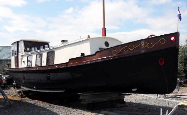 Boats for Sale & Yachts Luxemotor Dutch barge 1911 All Boats