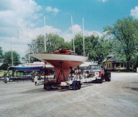 R Class Sloop 1912 Sloop Boats For Sale