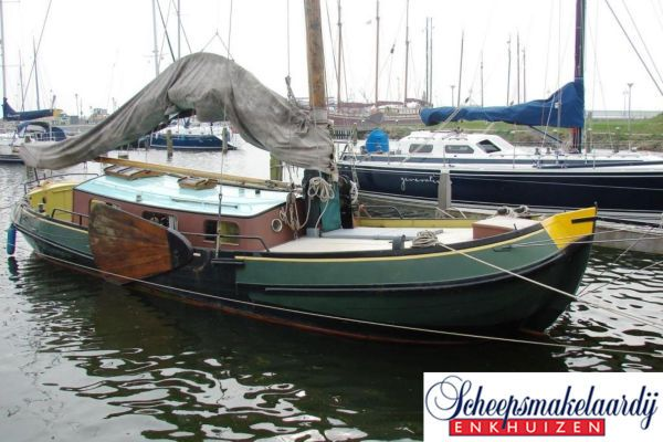Tjalkje new bottom/ sharp price/ HAS TO BE SOLD 1912 All Boats