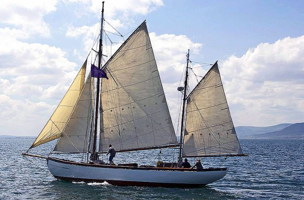Boats for Sale & Yachts Dickies of Tarbert Gaff rigged Ketch 1920 Ketch Boats for Sale
