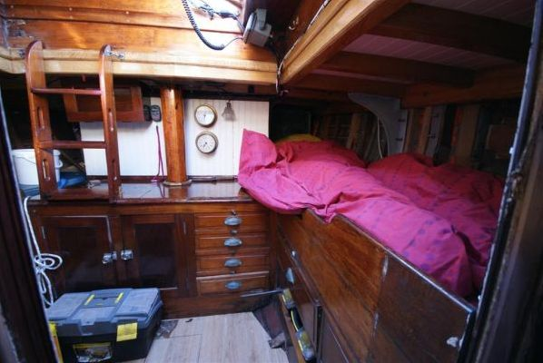 Boats for Sale & Yachts Dikies of Tarbert 48 ft gaff rigged ketch A.M Dikie & Sons 1920 Ketch Boats for Sale