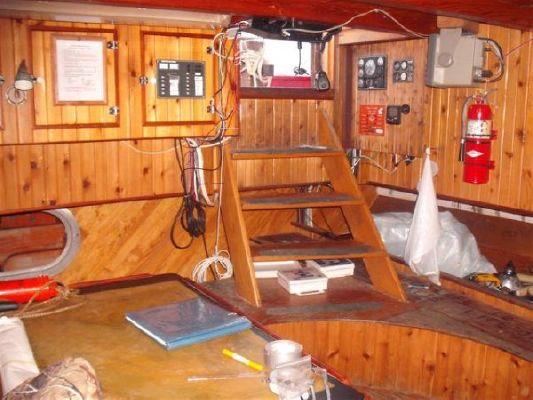Classic American Passenger Schooner 1923 Schooner Boats for Sale