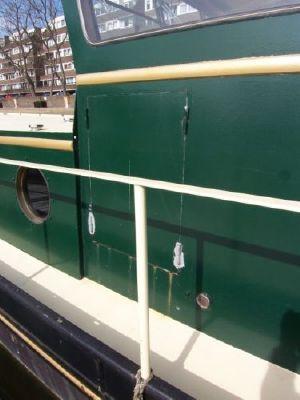 Grol Hagenaar Steilsteven Dutch Barge 1923 All Boats