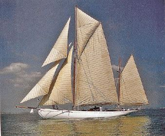 William Fife & Sons Gaff rigged Ketch 1923 Ketch Boats for Sale