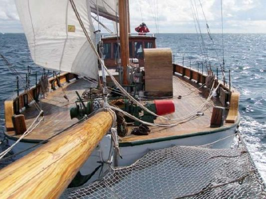 1924 colin archer style motor sailer ketch  5 1924 Colin Archer Style Motor Sailer Ketch