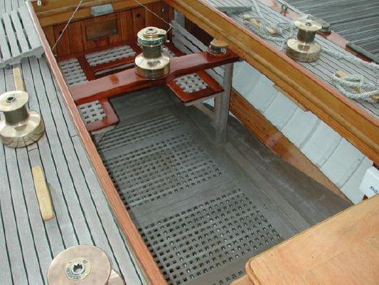 Morgan Giles 8 metre 1925 All Boats
