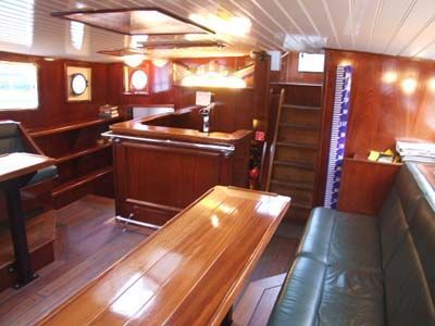 Offer wanted Dutch Barge Restaurant/Living ship 1925 All Boats