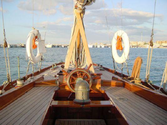 Chantier Auroux Gaff Yawl 1929 All Boats