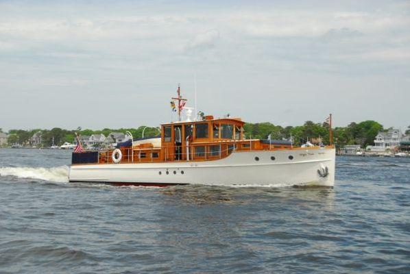 Ditchburn Commuter 1929 All Boats