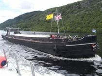 Luxemotor Dutch barge 1929 All Boats