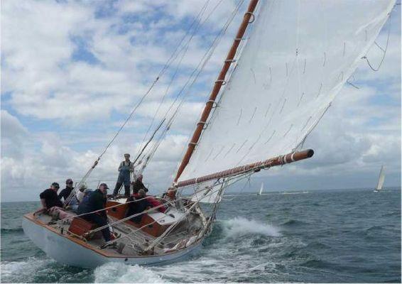 Philip Rhodes Gaff Cutter 1930 Sailboats for Sale