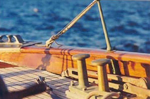Berthon Classic 61 Schooner 1931 Schooner Boats for Sale
