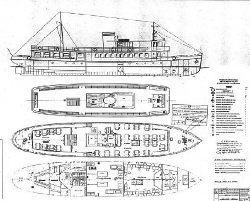 Gremania Werft Completely Restored, Trades Accepted 1931 All Boats