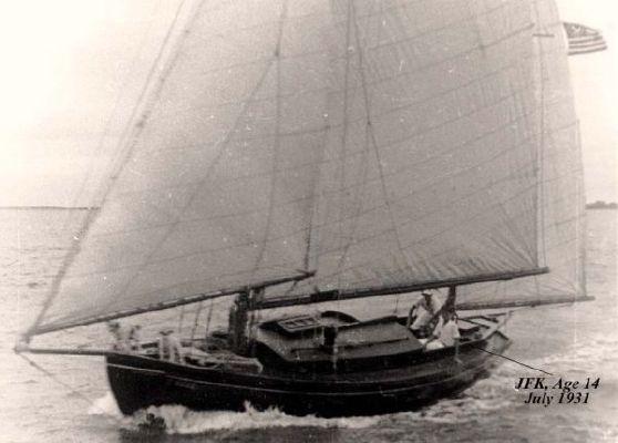 1931 kennedy seven seas yawl  1 1931 Kennedy Seven Seas Yawl