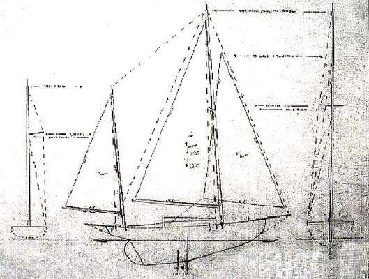 1931 kennedy seven seas yawl  20 1931 Kennedy Seven Seas Yawl