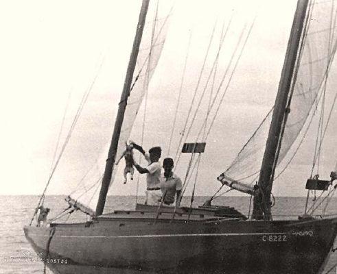 1931 kennedy seven seas yawl  24 1931 Kennedy Seven Seas Yawl