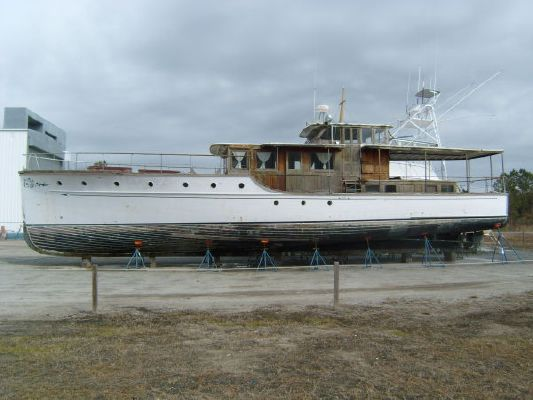 NY Yacht, Launch,& Engine Comp. Flush Deck MY 1931 All Boats