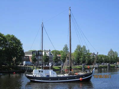 Boats for Sale & Yachts Sea going living ship North Sea Botter 1931 All Boats