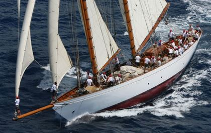 Boats for Sale & Yachts William Fife III Gaff Rigged 108 ft Topsail Schooner 1931 1931 Schooner Boats for Sale