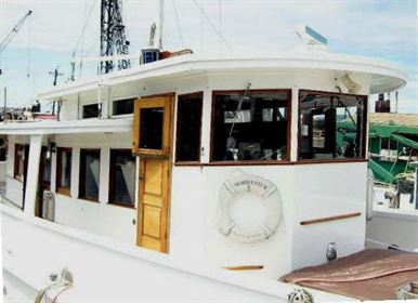 1932 john waynes first yacht  12 1932 John Waynes First Yacht