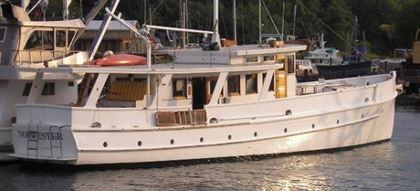 1932 john waynes first yacht  2 1932 John Waynes First Yacht