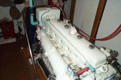 1932 john waynes first yacht  39 1932 John Waynes First Yacht