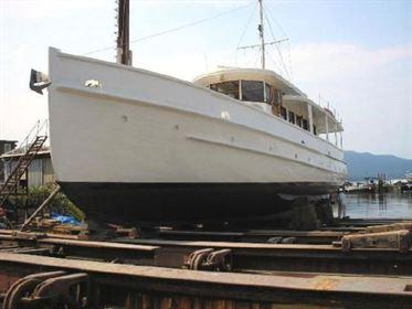 1932 john waynes first yacht  43 1932 John Waynes First Yacht